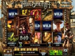 The True Sheriff Slots
