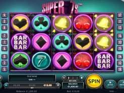 Super 7s Slots (Nucleus Gaming)
