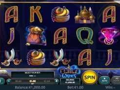 Bottled Wishes Slots